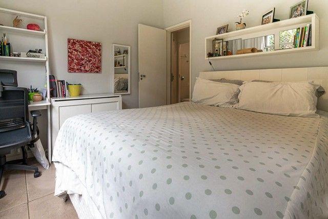 Apartamento à venda com 3 dormitórios em Humaitá, Rio de janeiro cod:19664 - Foto 4