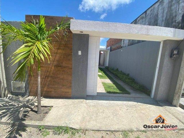Casa com 3 dormitórios à venda, 89 m² por R$ 238.000,00 - Precabura - Eusébio/CE - Foto 3