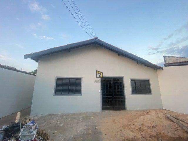 Casa com 3 dormitórios à venda por R$ 130.000 - Jardim Ouro Verde - Várzea Grande/MT#FR37 - Foto 2