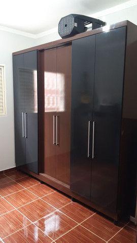 Guarda roupa 6 portas e 2 gaveta
