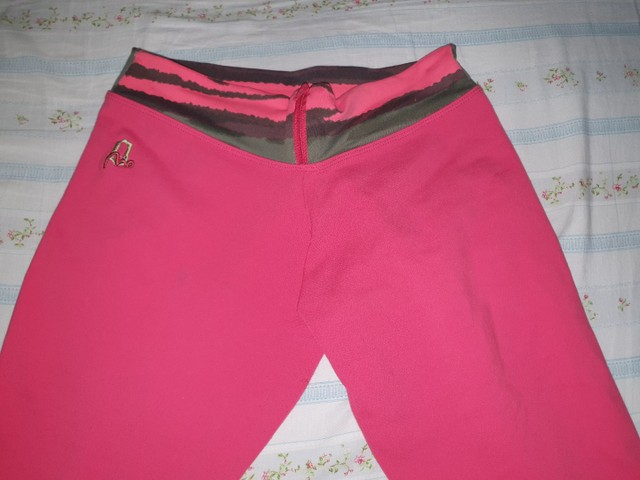 Calça feminina rosa pink - Foto 2