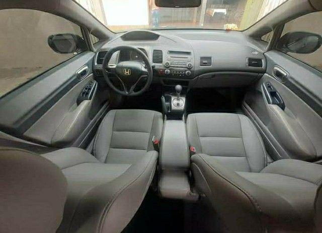 Honda Civic entrada 5.000 sem trocas(parcelado) - Foto 3