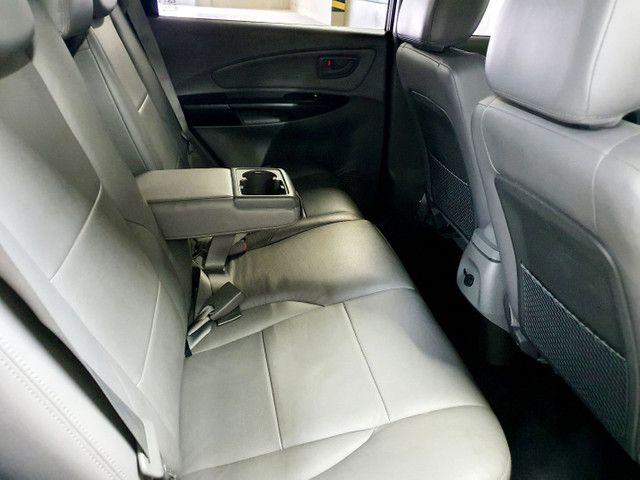 Hyundai Tucson 2.0 Flex GLSB Automático 2015 na cor Prata.  - Foto 7