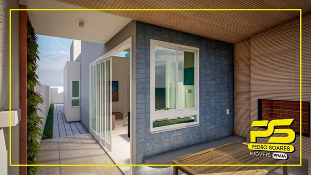 Casa com 2 dormitórios à venda por R$ 185.000,00 - Cidade Balneária Novo Mundo I - Conde/P - Foto 2