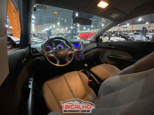 Hyundai HB20 PREMIUM 1.6 FLEX 16V MEC. - Foto 8