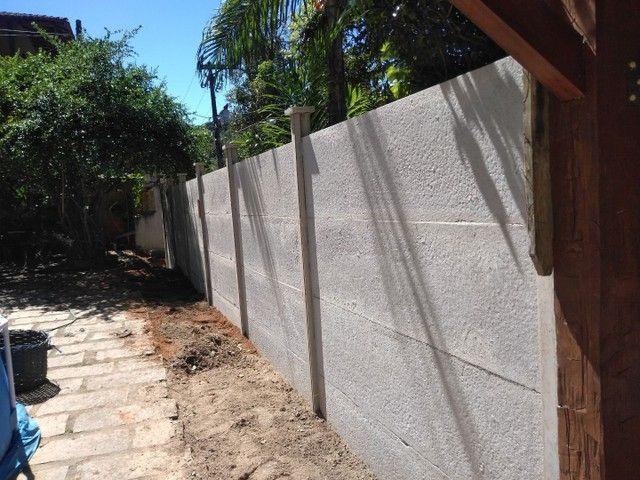 Muros e casas pré modados - Foto 3