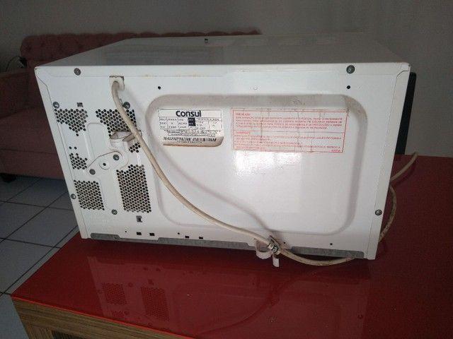 Microondas Consul facilite Retirada Pecas - Foto 5