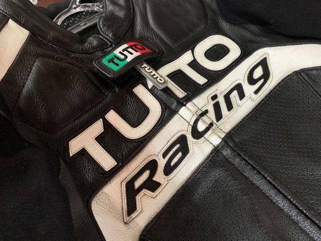 Macacão Tutto Racing 2 Pçs