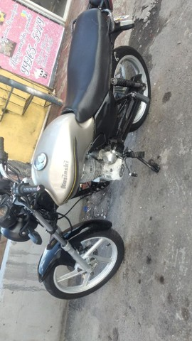 Vendo linda moto - Foto 3