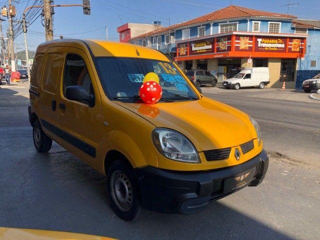 Renault Kangoo Express 1.6 Flex Completa - Baixa KM - SEM Entrada - Revisado  - Foto 2