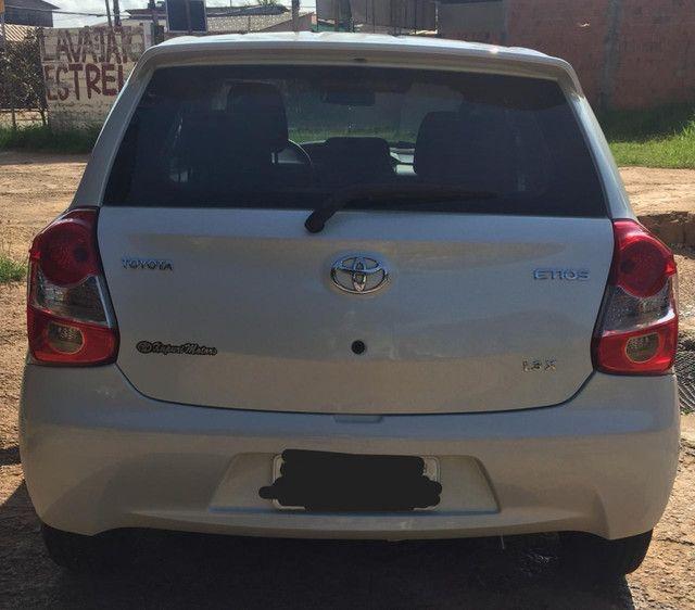Toyota Etios X 1.3. 38 mil km rodados! - Foto 6