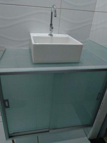 Armário de banheiro ( Gabinete) - Foto 3