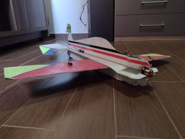 Avião aeromodelismo - Foto 2