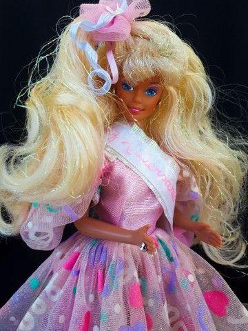 Barbie FELIZ ANIVERSÁRIO