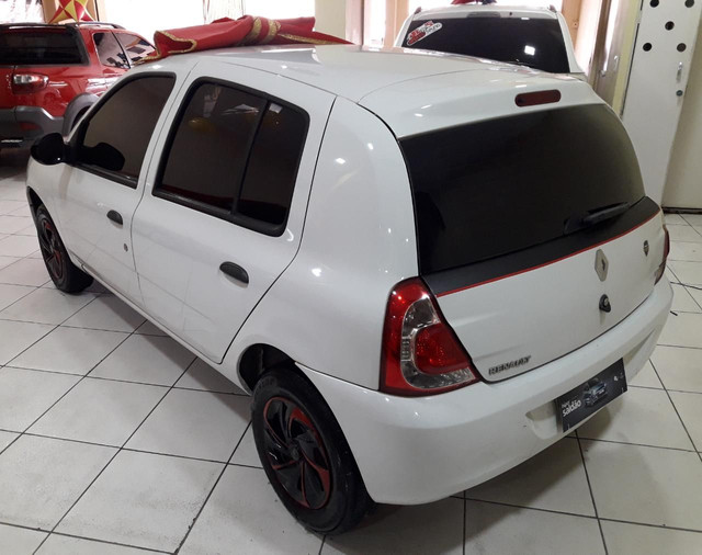 Clio renault 2014 1.0 exp (ent miníma$$$1.000) carro toop - Foto 6