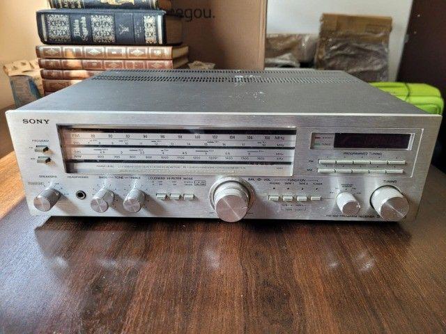 Som Receiver Sony Str-434bs raro
