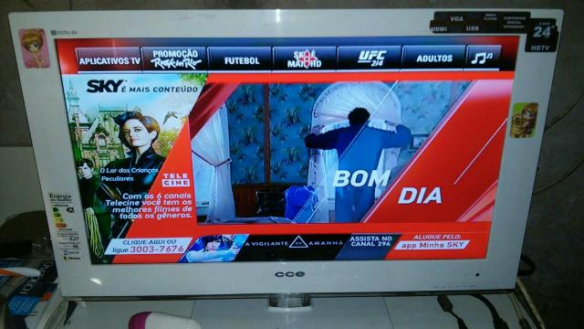 Vendo monitor/ TV 24