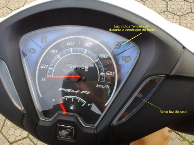 Motos Biz 110i Honda - Foto 2