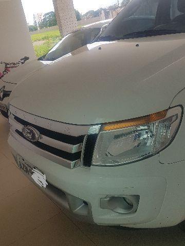 Ford Ranger Limited 4x4 CD diesel aut 2015
