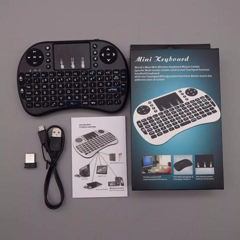 Smart TV Teclado wireless