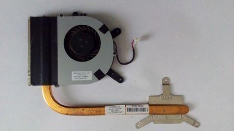 Cooler + Dissipador Para Notebook Cce Win Ultra Thin U45l