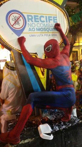 Homem aranha para festas infantil recife /pe