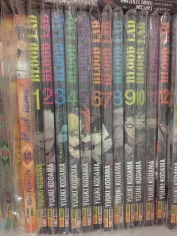 Mangá Blood Lad Panini - Volumes 1 ao 13