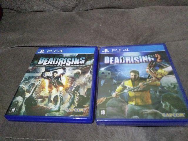 DeadRising e DeadRising 2