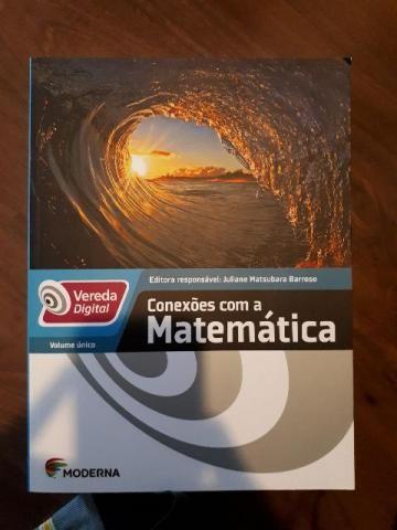 Vereda Digital - Conexões Com a Matemática - Vol. Único