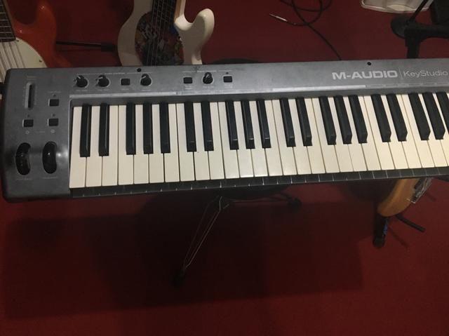 Controlador M-Audio // KeyStudio