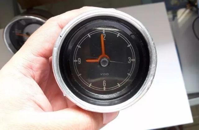 Relógio De Horas Vdo Original De Brasília, Kombi. Horímetro