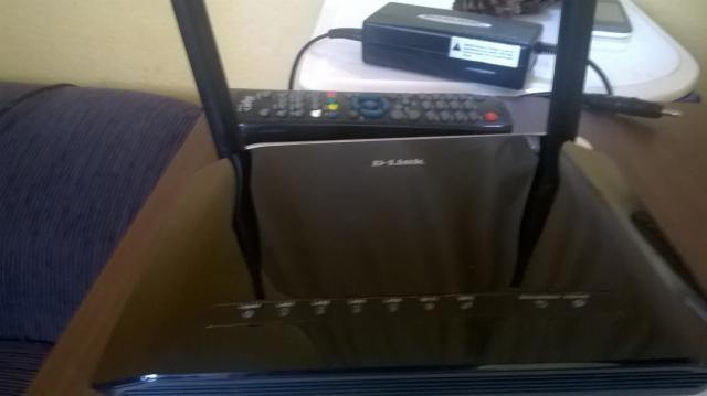 Roteador e ou repetidor de WiFi