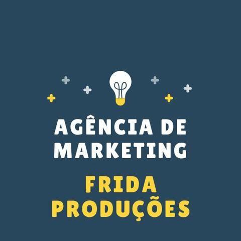 Agência de marketing frida - criação de sites e lojas virtuais