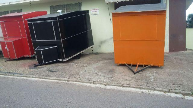 Trailers a pronta entrega