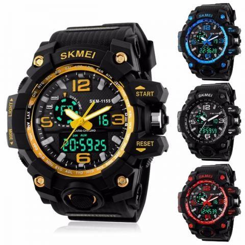 Relógio Original Skmei Novo, Estilo G Shock
