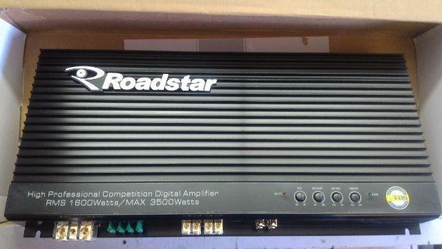 Roadstar 1600w rms RS-1600 Digital