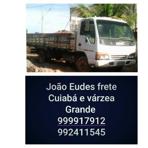 Frete Cuiabá e várzea Grande