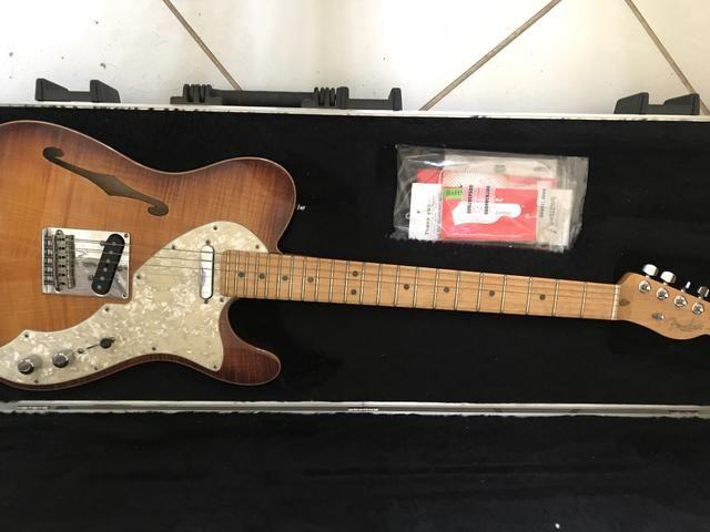 Guitarra Fender Telecaster Thinline American Select