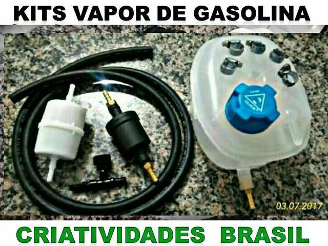 Vapor de gasolina