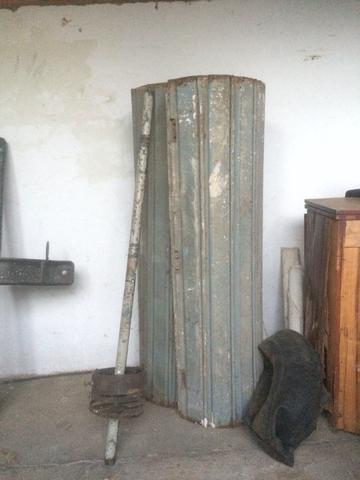 Porta de rolo 1.60 x 2.15 altura