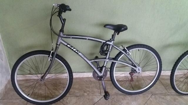 Bike Caloi Aluminio
