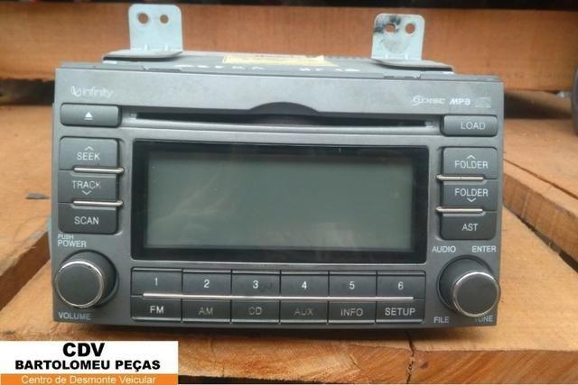 Radio original Hyundai Azera 2009