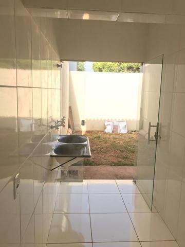 Casa 2 Quartos, Residencial Rio Verde, 1 Suíte, financia, nova, minha casa minha vida - Foto 9