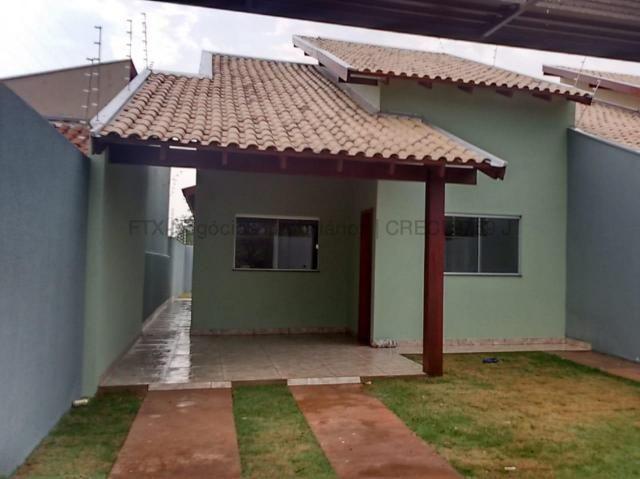 Casa à venda, 1 quarto, 1 vaga, panorama - campo grande/ms - Foto 2