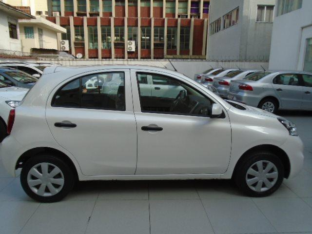 NISSAN MARCH 2018/2019 1.0 S 12V FLEX 4P MANUAL - Foto 6