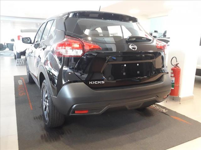 NISSAN KICKS 1.6 16V FLEXSTART S DIRECT 4P XTRONIC - Foto 3