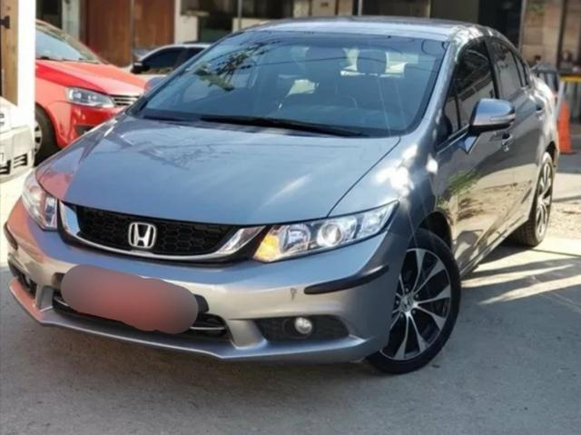 Honda Civic 2.0 Ano 2015