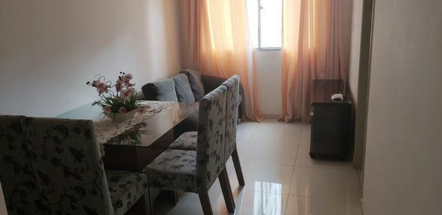 Apartamento Mobiliado para Locação na Fraga Maia