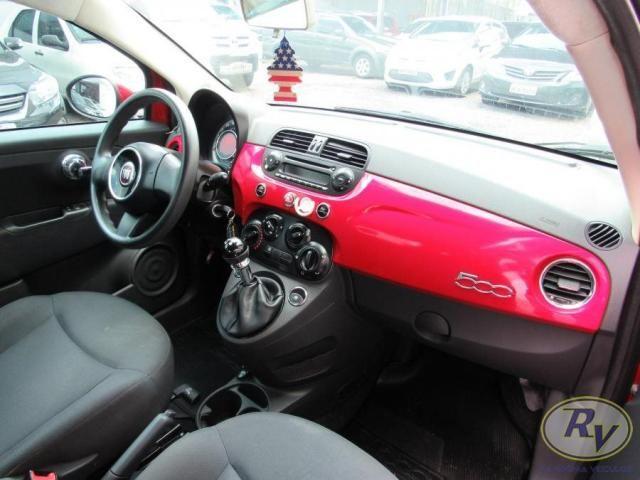 FIAT 500 2011/2012 1.4 CULT 8V FLEX 2P MANUAL - Foto 6