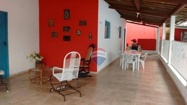 Casa com 3 dormitórios à venda, 298 m² por R$ 250.000 - Genipabu - Extremoz/RN - Foto 3